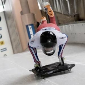 2017 韓國平昌空架雪車世界錦標賽